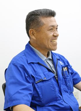 代表取締役 迫田 俊一